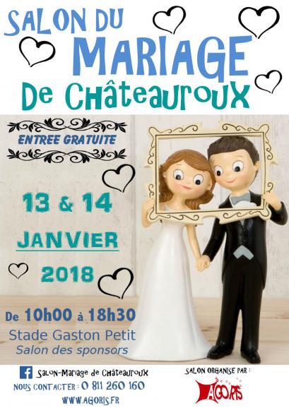 Salon du mariage de Châteauroux 2018 » AGORIS